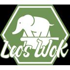Leo's Wok Logo